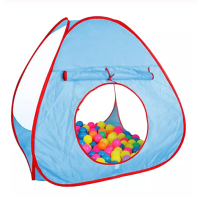 Portable Playhouse Children Tent Toy Outdoors Folding Play Huts Pools Kids Tents