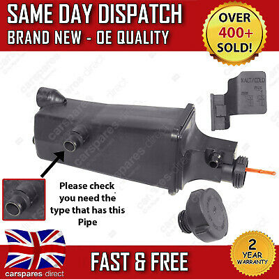 BMW E46 3 Series 98-05 316i 318i 320d 330d Radiator Expansion Tank Without Pipe