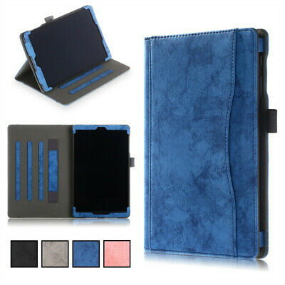 """Luxury Leather Tablet Case For Samsung Galaxy Tab A SM-T515/T510 10.1"""" Cover CA"""