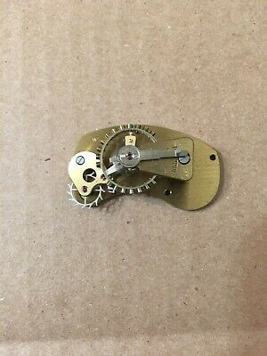New Old Stock Swiss 11 Jewel Clock Platform Escapement Part By Recta Watch Co.