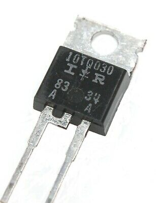 10TQ030 - 10A Schottky Rectifier - Lot of 1, 3, or 10