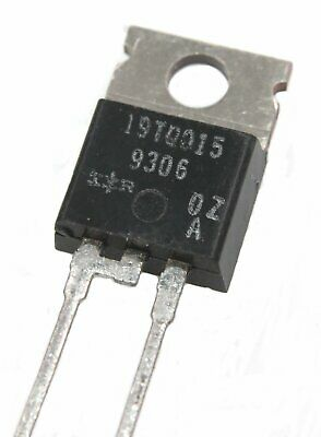 19TQ015 19A Schottky Rectifier - Lot of 1, 3, or 10