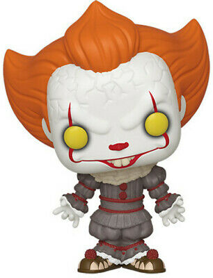 It: Chapter 2 - Pennywise W/ Open Arms - Funko Pop! Movies: (2019, Toy NUEVO)