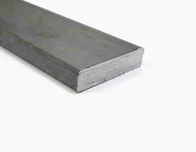 MILD STEEL PLATE FLAT BAR: 3-25mm THICK / 13-300mm WIDTH - 100mm to 1000mm long