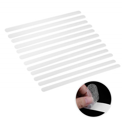 Safety Anti-Slip Tape, 12-Strips Floor Stair Adhesive Non Skid Grip Tape No the