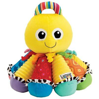 NEW Lamaze Octotunes Musical Toy from Baby Barn Discounts