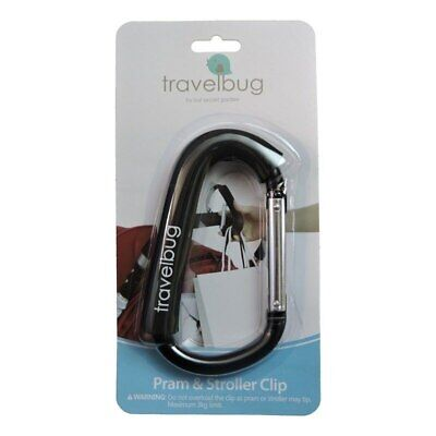 NEW Travelbug Pram and Stroller Hook from Baby Barn Discounts