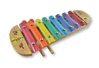 NEW The Wiggles 8 Keys Xylophone from Baby Barn Discounts