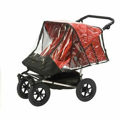 Mountain Buggy double storm cover fit Duo (NZ model pre 2009)