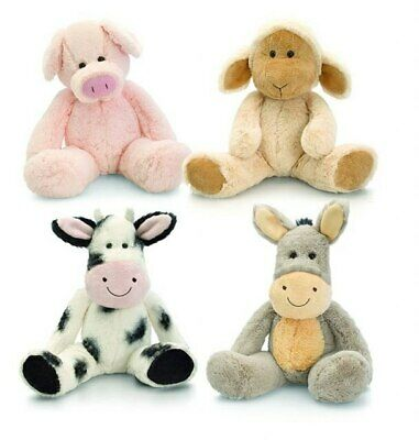 NEW Keel Toys Flopsy Friend Farm Soft Toy from Baby Barn Discounts