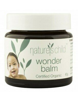 NEW Nature's Child Wonder Balm 45g from Baby Barn Discounts