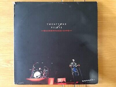 Blurryface Live Twenty One Pilots 3 LP vinyl picture disc limited edition.