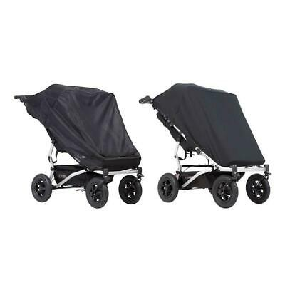 NEW Mountain Buggy Duet Double Sun Cover (2017+) from Baby Barn Discounts