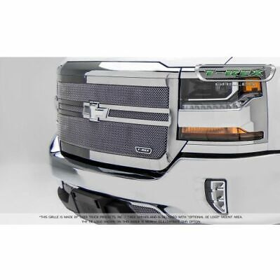 T-Rex 54391 Upper Class Polished Stainless Mesh Grille