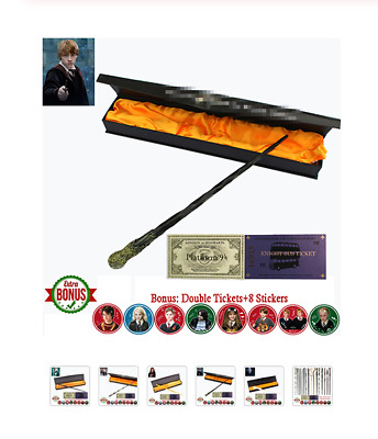 Magic Wand Ron Hermione Harry Potter Magical Wizard Cosplay Dumbledore Voldemort