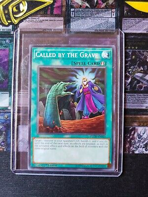 Yugioh Called by the Grave FLOD-EN065 1st Edition Common NM/M
