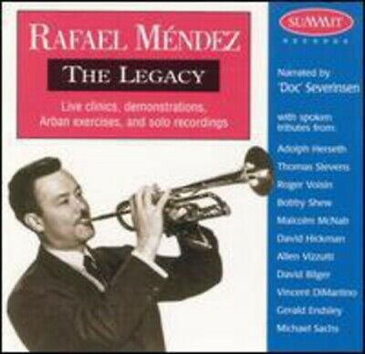 Rafael Mendez - Legacy (CD Used Very Good) Mendez (TPT)/Severinsen (NAR)