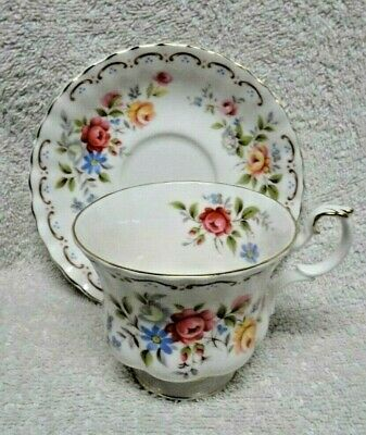 Royal Albert Jubliee Rose Cup and Saucer