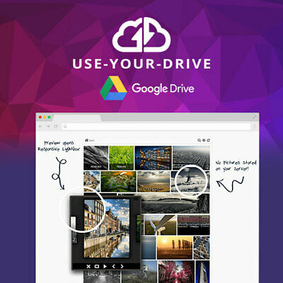 Use Your Drive ⭐ Google Drive Plugin for Wordpress ⭐ Ultimate Version ⭐ 2019