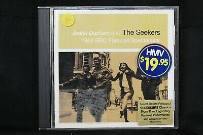 Judith Durham And The Seekers – 1968 BBC Farewell Spectacular - (C300)