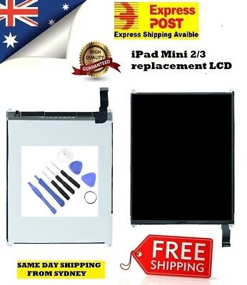 For iPad Mini 2/3 A1489-A1490-A1491-A1599-A1600 NEW LCD Screen Panel Replacement