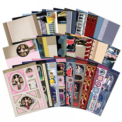 MIDNIGHT CRAFTERS new  COLLECTION - DECO DELIGHTS COLLECTION + KIT & FREE GIFT