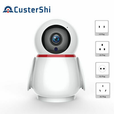 HD 1080P Wireless WiFi IP CCTV Home Security Camera Baby Pet Monitor US/UK/EU/AU