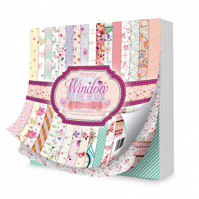 MIDNIGHT CRAFTERS new BUNDLE- OFFERS now ON -BUNDLE - WINDOWS TO HEART 1