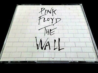 Pink Floyd  -  The Wall   26 Track  2 Cd  Fatbox Case  Remastered 1994  *Ex/Nm