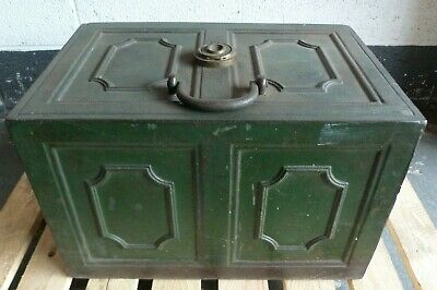 Antique Carron / Chubb,S Lock Safe