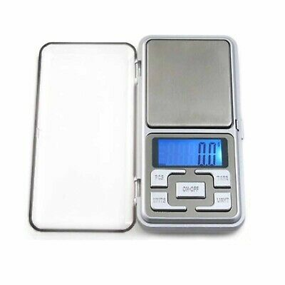 500g 0.01 DIGITAL POCKET SCALES JEWELLERY ELECTRONIC milligram micro mg