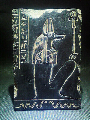 EGYPTIAN ANTIQUES ANTIQUITY Stela Stele Stelae 1549-1330 BC