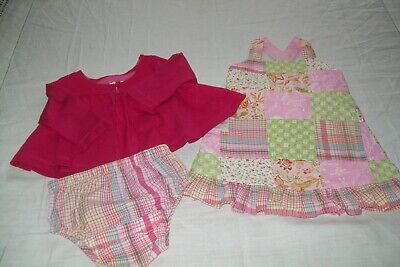 Baby girls Summer clothes from Baby Gap 0-3m - combined postage available