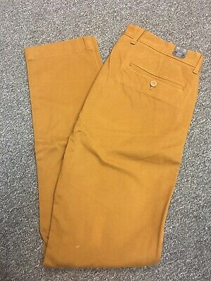 JCrew Men's 484 Slim Fit Pant In Soft Chino Pant.Style:K6334Size:30/32 FREE SHIP