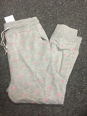J. Crew Crewcuts Audrey Allover Heart Sweatpant. Style:K8501 Size:5 FREE SHIP!