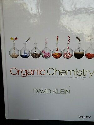 WILEYPLUS KLEIN ORGANIC Chemistry 2nd Edition Online Access Code