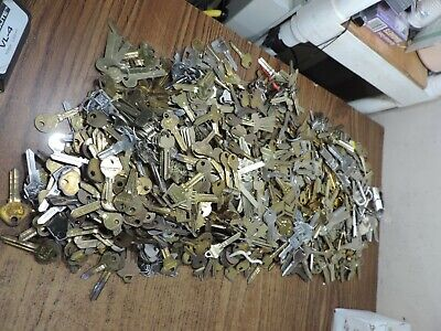 24 pounds key blanks ilco,corbin russwin, schlage, star , sargent others #5
