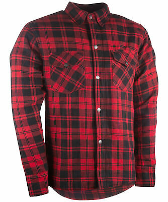 Highway 21 Marksman flannel black/red 4X _ 6049 489-1180~8