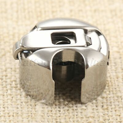 Silver Bobbin Case For Singer Toyota Jamon Brother Industrial Sewing Machine