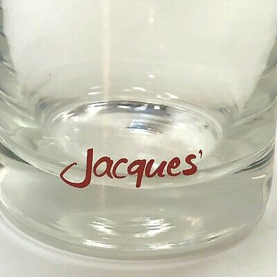 Jacques Advertising Promotional Decanter Rare