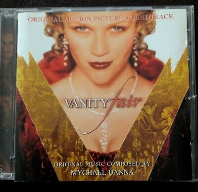 Vanity Fair [Original Soundtrack] by Mychael Danna (CD, Aug-2004, Decca)