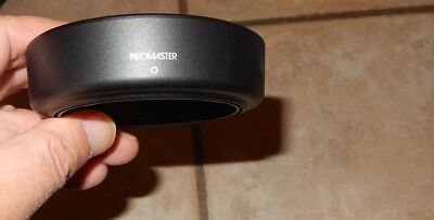 FREE SHIP PROMASTER Lens Hood Fit For Canon EF-S 18-55mm lens