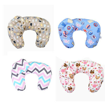 Soft Newborn Baby Pillow Washable Maternity Breastfeeding Nursing Support Cute