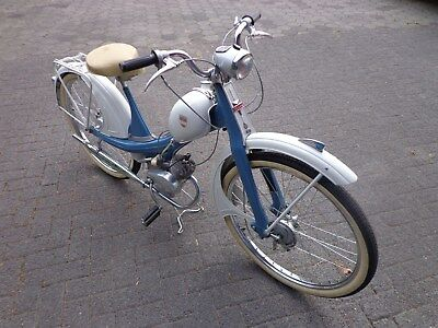 NSU Quickly S / Bj. 1960 1,4 PS ....  Moped im Top - Zustand