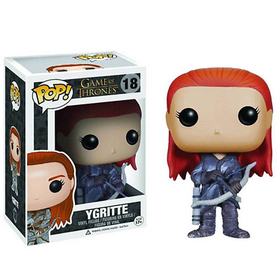 Funko Pop New Arrival Game of Thrones:Ygritte 18# Vinyl Action Figures Collectib