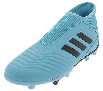 first rate excellent quality lowest price ADIDAS PREDATOR 19.3 LL FG Football Boots Laceless Red Black ...