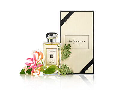 Jo Malone Honeysuckle & Davana Cologne 3.4OZ/ 100ml Ideal For Gift New & Sealed*