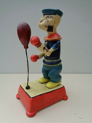POPEYE the Sailorman now a Boxing / a Boxer not olive oil (ref vo )