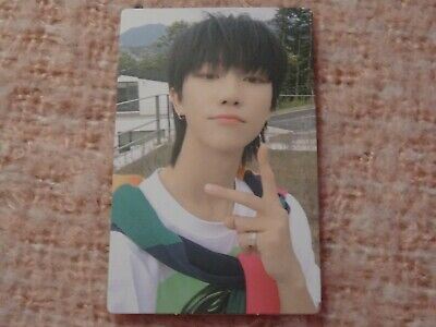 Seventeen - 5th Mini Album You Make My Day Official Photocard - The8