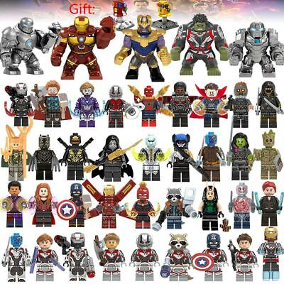Grand Hulk Figurine Marvel Avengers Lego 6868 Mini Sh013 Nmnw80Ov
